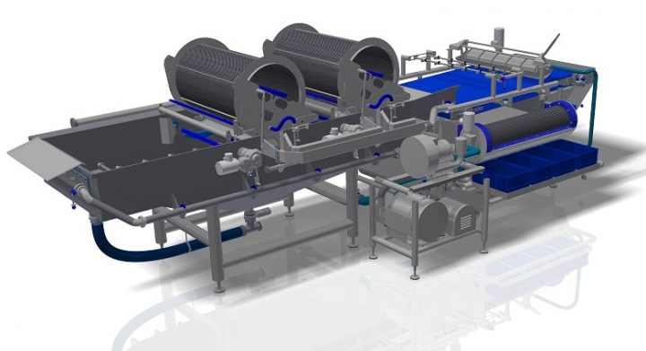 foodlife Flotation Washer