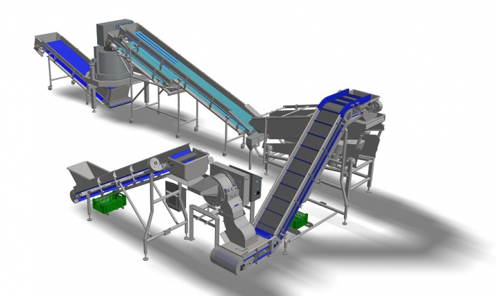 foodlife Vegetable Processing Line